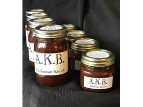 8 oz AKB Barbecue sauce